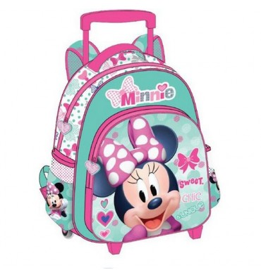07ecfd13a3 Τσάντα τρόλεϊ Minnie mouse